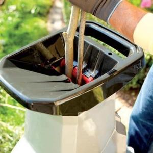 Садовый измельчитель веток – как правильно выбрать необходимый для дачника агрегат
